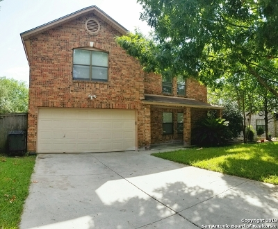 San Antonio Single Family Home Back on Market: 11081 Cedar Park