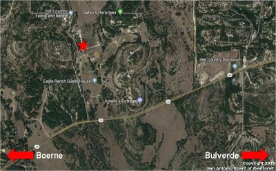 Boerne Residential Lots & Land For Sale: 35 Rust Ln