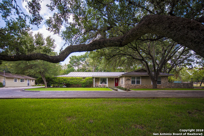 New Braunfels Single Family Home New: 1380 Edwards Blvd