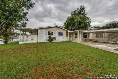 San Antonio Single Family Home Back on Market: 502 Wayside Dr
