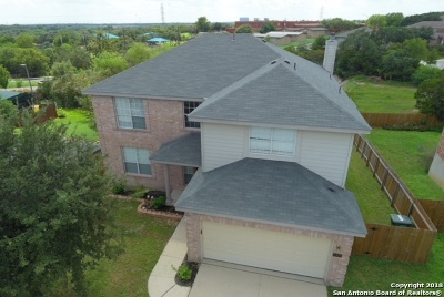 San Antonio Single Family Home New: 2402 Encino Cedros