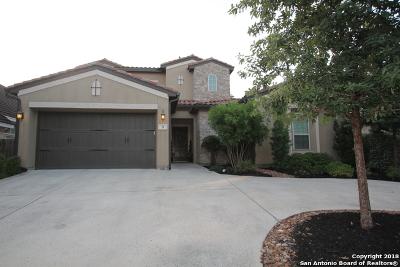 San Antonio Single Family Home New: 3 Barcom Ct