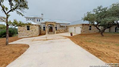 Comal County Single Family Home For Sale: 1548 Vintage Way