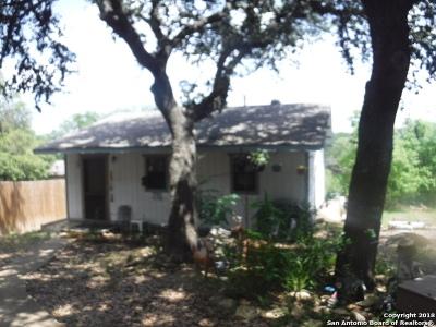 Canyon Lake Single Family Home New: 505 Buckhorn Dr