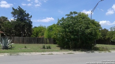 San Antonio Residential Lots & Land Active Option: W French Pl