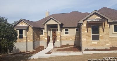 New Braunfels Single Family Home New: 263 Legacy Hills