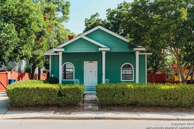 Bexar County Multi Family Home New: 407 W Grayson St