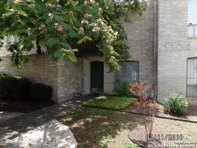 San Antonio Condo/Townhouse New: 9915 Powhatan Dr #4H