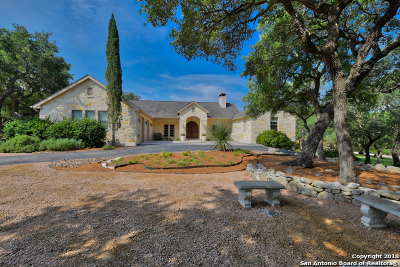 Comal County Single Family Home For Sale: 372 Shady Hollow