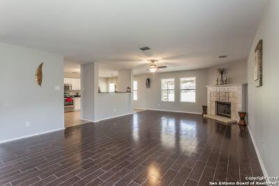 San Antonio Single Family Home New: 24126 Wimberly Oaks