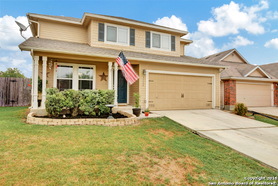 Schertz Single Family Home New: 3928 Whisper Pt