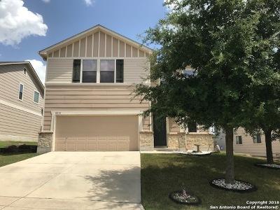 Schertz Single Family Home New: 6014 Scenic Links