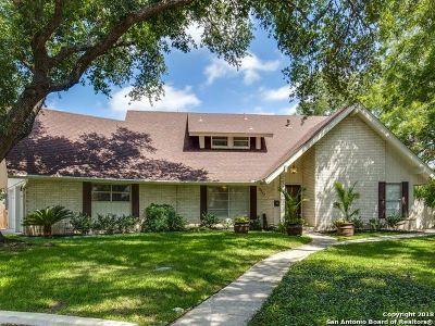 San Antonio Single Family Home New: 7511 Huntleigh Ln