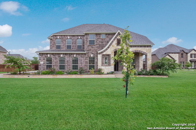 Schertz Single Family Home For Sale: 10208 Leno Way