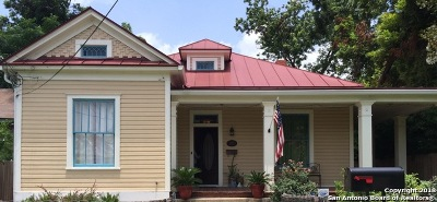 San Antonio Single Family Home New: 233 Claudia St