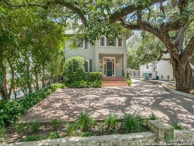 Alamo Heights Rental New: 608 Patterson Ave