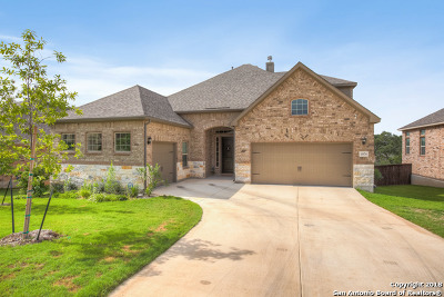 New Braunfels Single Family Home New: 1074 Boulder Run