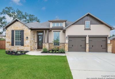 San Antonio Single Family Home New: 12019 Old Stillwater
