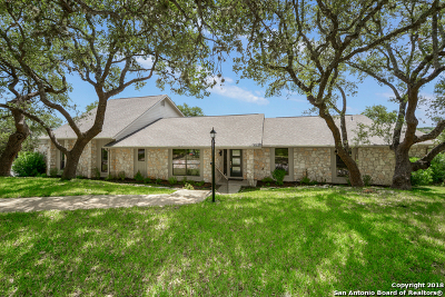 Boerne Single Family Home New: 29225 Seabiscuit Dr