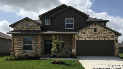 New Braunfels Single Family Home Price Change: 912 Cypress Mil