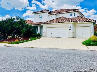 San Antonio Single Family Home New: 18326 Muir Glen Dr