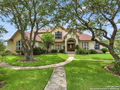 San Antonio Single Family Home For Sale: 1267 W Oak Estates Dr