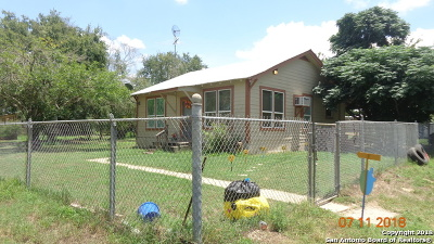Bexar County Multi Family Home New: 21110 S State Highway 16