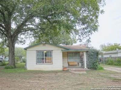 Single Family Home New: 1027 Bernard Dr