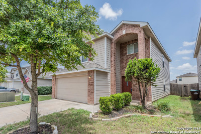 Bexar County Single Family Home For Sale: 13007 Fontana Colina