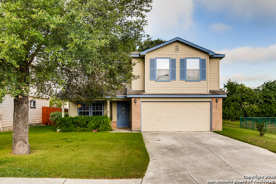Boerne Single Family Home New: 261 Michelle Ln