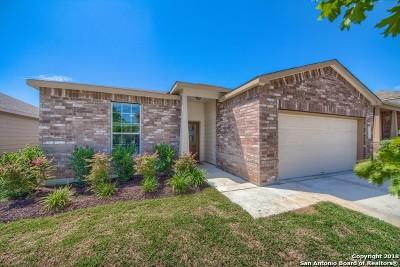 Single Family Home New: 626 Trinity Meadows