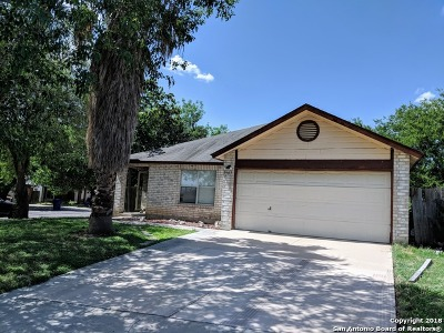 San Antonio Single Family Home Back on Market: 5903 Summer Fest Dr