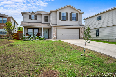 San Antonio Single Family Home New: 3618 Carruthers Oak