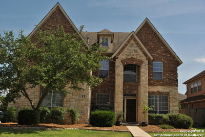 Cibolo Canyons Single Family Home For Sale: 3358 Highline Trail