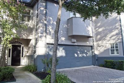 San Antonio Single Family Home New: 10 S Rue Charles #10