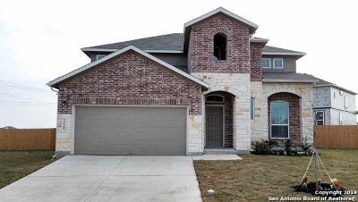 New Braunfels TX Single Family Home New: $270,900
