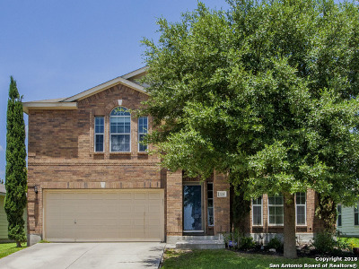 Cibolo Single Family Home New: 324 Cattle Run
