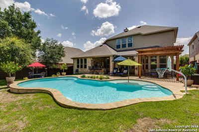 San Antonio Single Family Home Active Option: 25810 Raven Ridge
