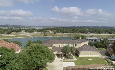 Canyon Lake Single Family Home New: 1472 Kings Cove Dr