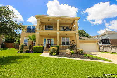 San Antonio Single Family Home New: 811 Queens Oak