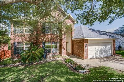 San Antonio Single Family Home New: 739 Stoneway Dr