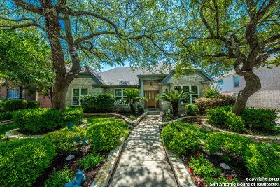 San Antonio Single Family Home New: 13707 Shavano Mist
