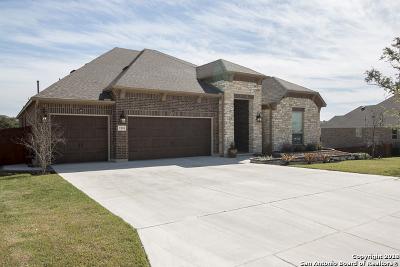 San Antonio Single Family Home New: 2110 Buckner Pass