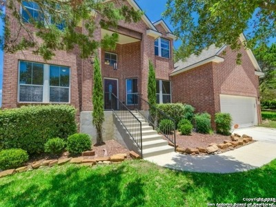 Helotes Single Family Home Back on Market: 8531 Espanola Dr