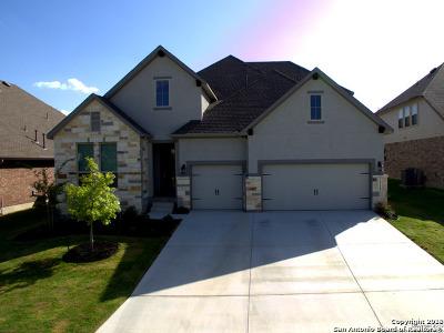 San Antonio Single Family Home New: 11218 Ginger Hazel