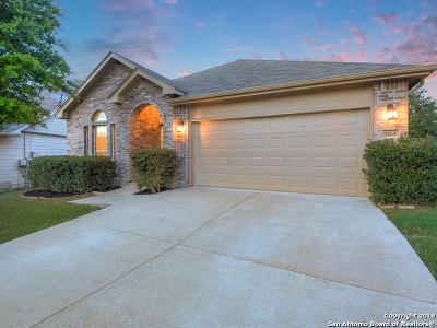 Schertz Single Family Home New: 5407 Mahogany Bay