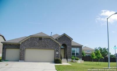 San Antonio Single Family Home New: 2725 Tuscan Crest