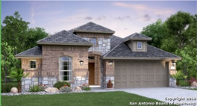 Boerne Single Family Home New: 9816 Jon Boat Way