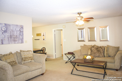 San Antonio Condo/Townhouse Back on Market: 4119 Medical Dr #204E