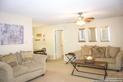 San Antonio TX Condo/Townhouse Back on Market: $85,500